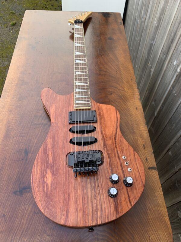 LTD Custom Made Guitar With Floyd Rose Parts