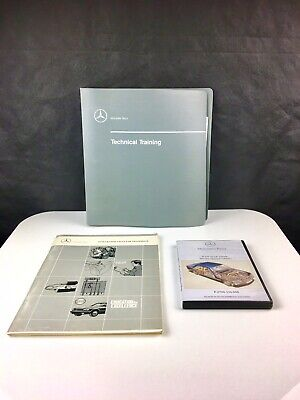 Service Manual-kit (Mercedes-Benz Service Manual Kit Lot Of 3)
