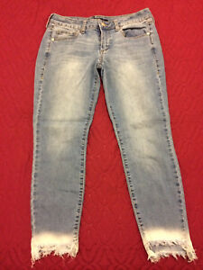Jeans mode taille medium