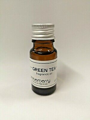 GREEN TEA Fragrance Oil 10 ml - Best Quality for soap,candles,bath