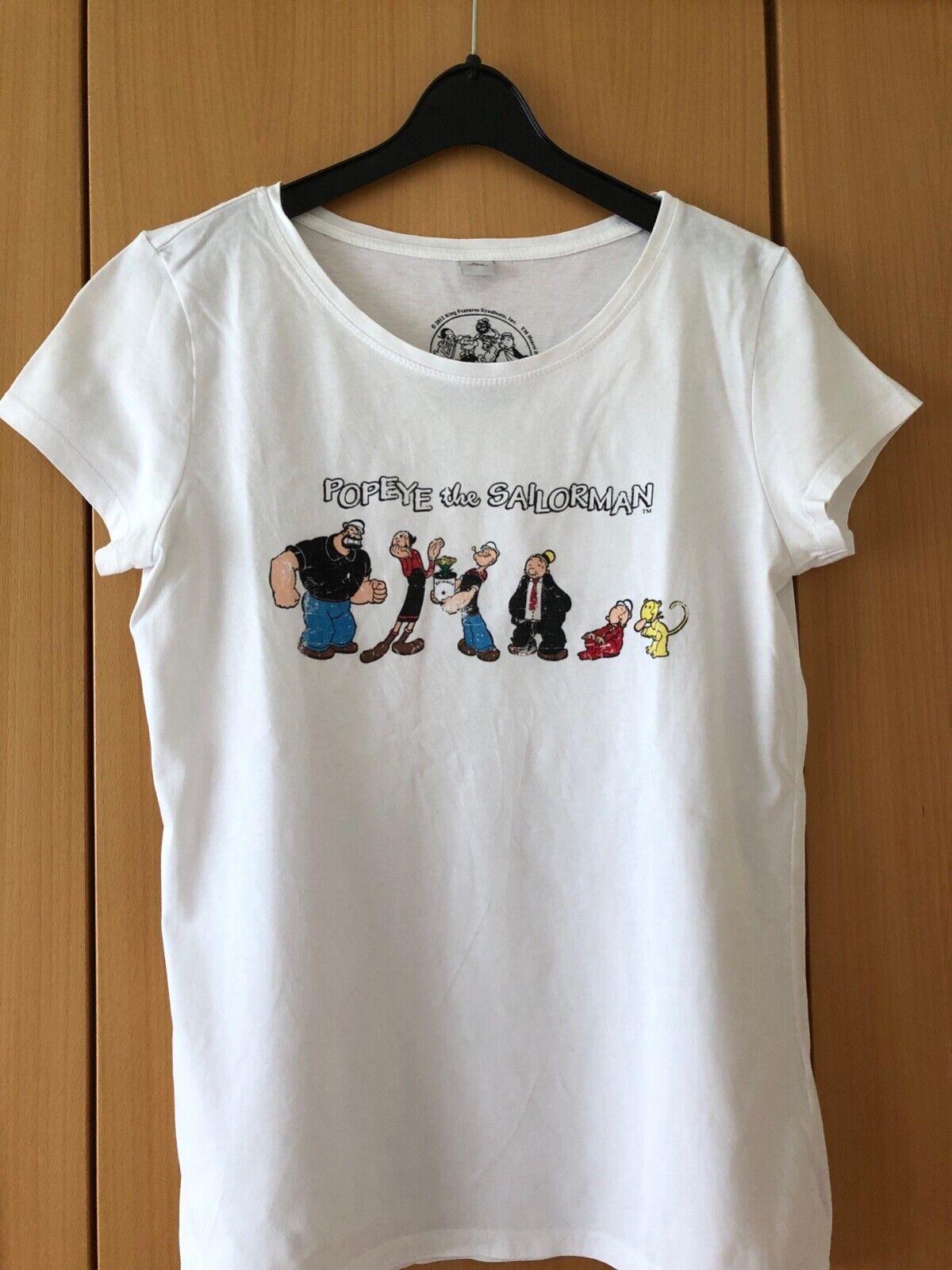 Popeye the Sailorman Tshirt von s.Oliver für Damen Größe 40