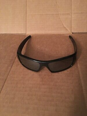 Oakley Gascan Gas Can Black Sunglasses 24-435 60 [] 15 128 Sports Fishing for sale  Shipping to India