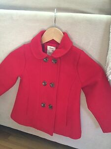 BEAUTIFUL GIRLS COAT SZ 4T