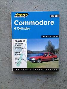 VK commodore workshop manual Crestmead Logan Area Preview