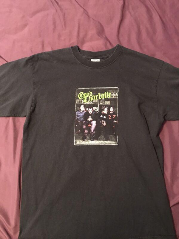 Good Charlotte 2003 Tour Shirt. Preowned. L