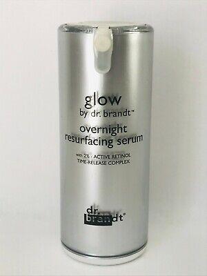 glow by dr. brandt overnight resurfacing serum