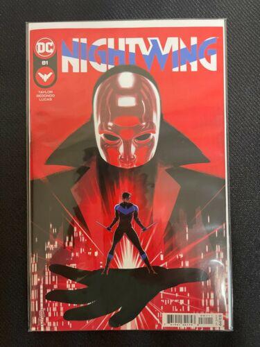 Nightwing #81 *1st App Heartless* (2021) NM DC Comics 1st Print