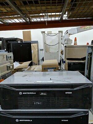 Motorola Mtr2000 Vhf 100 Watt Base Station