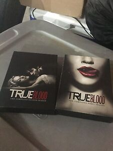 True Blood Season 1 & 2