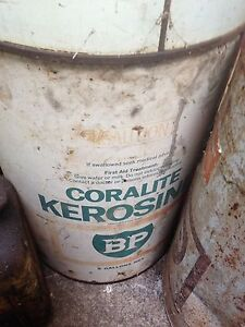 Coralite kerosine BP Seacombe Heights Marion Area Preview