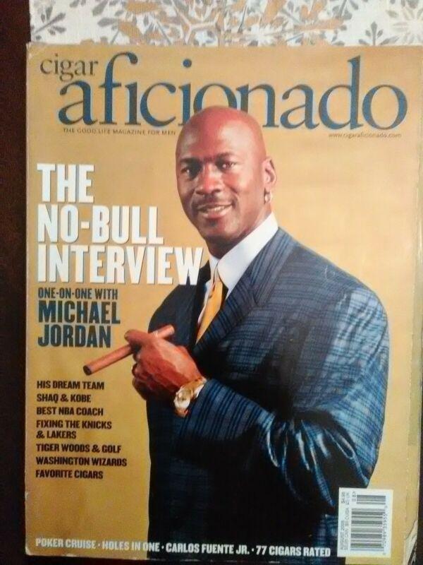 Cigar Aficianado Magazine, August 2005