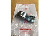 HONDA Z50A KO K1 1968 TO 1970 EXHAUST GUARD CANDY BLUE BRAND NEW EGB#5