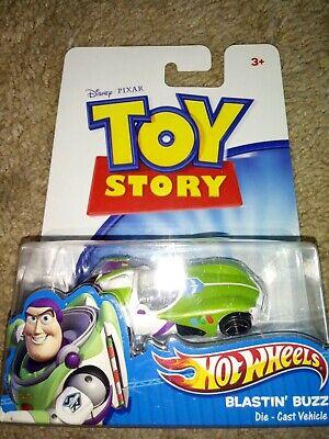 Toy story buzz hotwheel