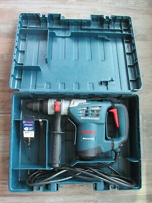 Bosch Rh432vcq 1-14 In Sds Plus Rotary Hammer New Bit Excellent Condition