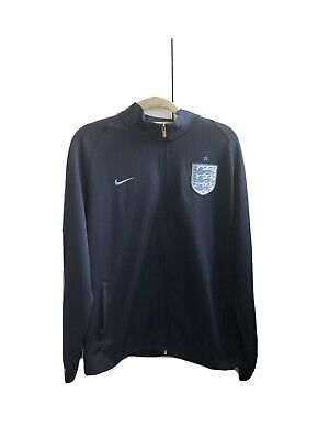 Nike England Zip Up Training Top - XL - Excellent Used Condition Rrp £55