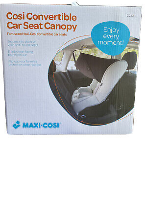 BRAND NEW IN BOX Maxi Cosi Convertible Car Seat CANOPY Black