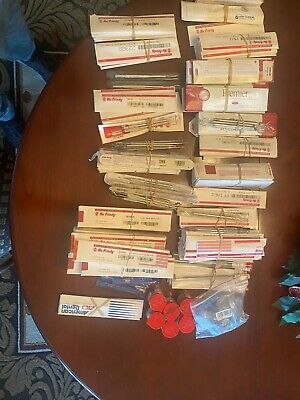 New - Lot Of Dental Hand Instrruments - Hu Friedy Etc. 5500 Value