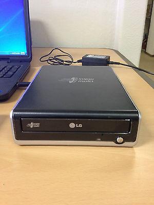 New USB 2.0 LG 20x External DVD/CD Combo DVDRW Burner Drive DVD ROM for PC MAC