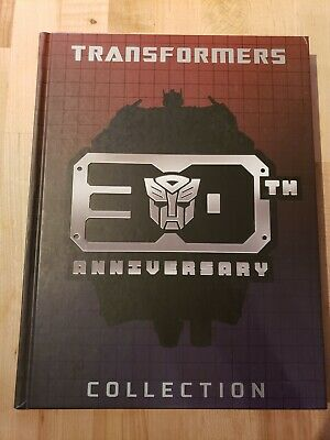 New, Unread, Transformers 30th Anniversary Book (little shelf wear)