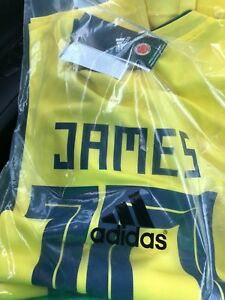 James 10 Colombia jersey