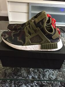 Adidas NMD XR1 olive camo - size 7.5 women's Randwick Eastern Suburbs Preview