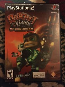 """Ratchet and Clank """"up your arsenal"""""""