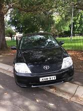 2003 Toyota Corolla Oatlands Parramatta Area Preview
