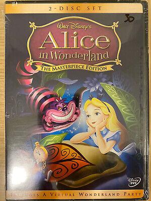 Alicia En El Pais De Las Maravillas The Masterpiece Edition 2 Discos...
