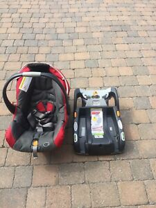 Chico keyfit30 car seat