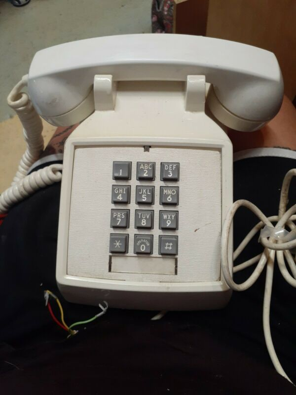 Vintage ITT Desk Telephone Phone