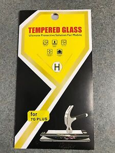 iPhone 7 plus tempered glass protector