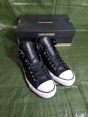Converse Chuck Taylor High Street HI Adult Unisex Size M 8.5 W 10.5 / 149426C