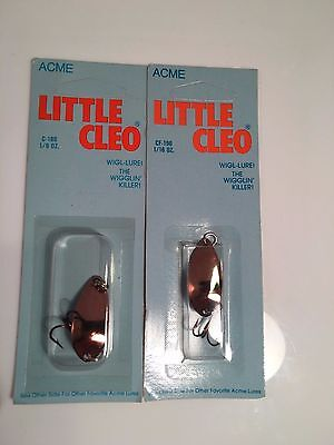 Acme Little Cleo Spoons - Acme Little Cleo