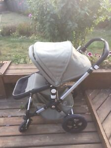 Bugaboo Cameleon 3 stroller with bassinet and carseat adaptor