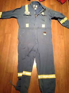 Size 46 FR coveralls