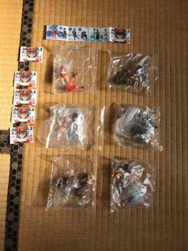 "⑦Bandai,HGIF,.hack// vol.2,""All 6 Figures Complete Set!"",Mini Figure,Japan"