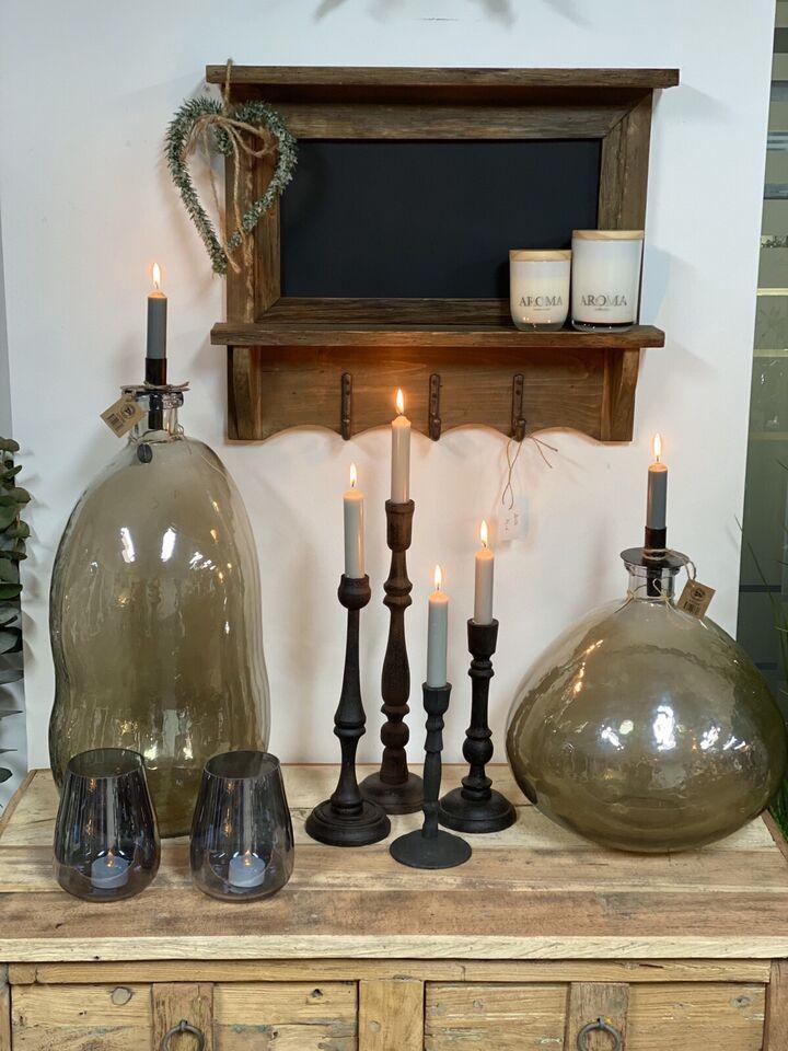 Kerzenhalter für Flasche oder Vase in 4 Farben NEU Strömshaga in Ottersberg
