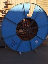 Cable Drum large Warners Bay Lake Macquarie Area Preview