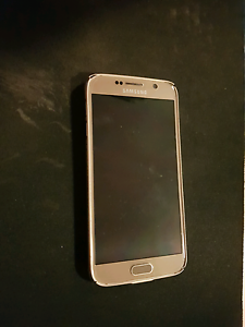 Samsung Galaxy S6 gold 64gb Tuart Hill Stirling Area Preview
