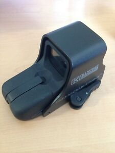 Holographic Sight for airsoft / paintball