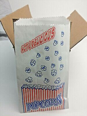 1.5 Oz Popcorn Bags. Box Of 500