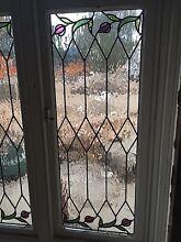 Leadlight Casement Bay Window 1810 x 1800 x 450 deep Croydon Burwood Area Preview