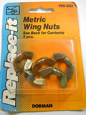 Dorman Products Metric Wing Nut Assortment
