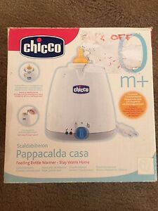 Chicco feeding Bottle Warmer Valley View Salisbury Area Preview