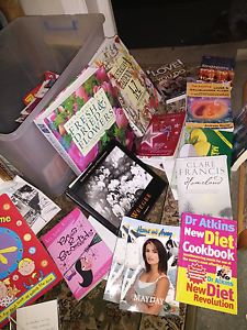 Amazing container of book's :-)$55 Port Melbourne Port Phillip Preview