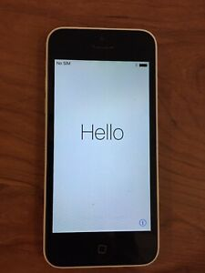 iPhone 5c 16GB (Bell/Virgin Mobile)