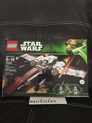 LEGO Star Wars 75004 Z-95 Headhunter Pong Krell 501st Legion  Factory Sealed NIB