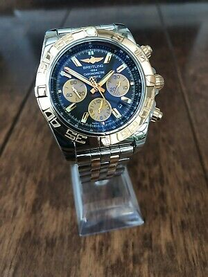 BREITLING CHRONOMAT CB0110. Complete with box and papers
