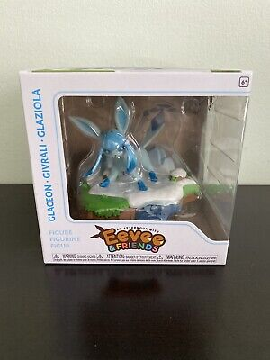 Funko GLACEON An Afternoon with Eevee & Friend Pokemon Center In Hand