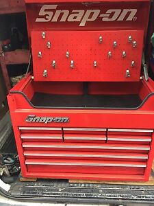 Snap on tool box and some toils Georges Hall Bankstown Area Preview